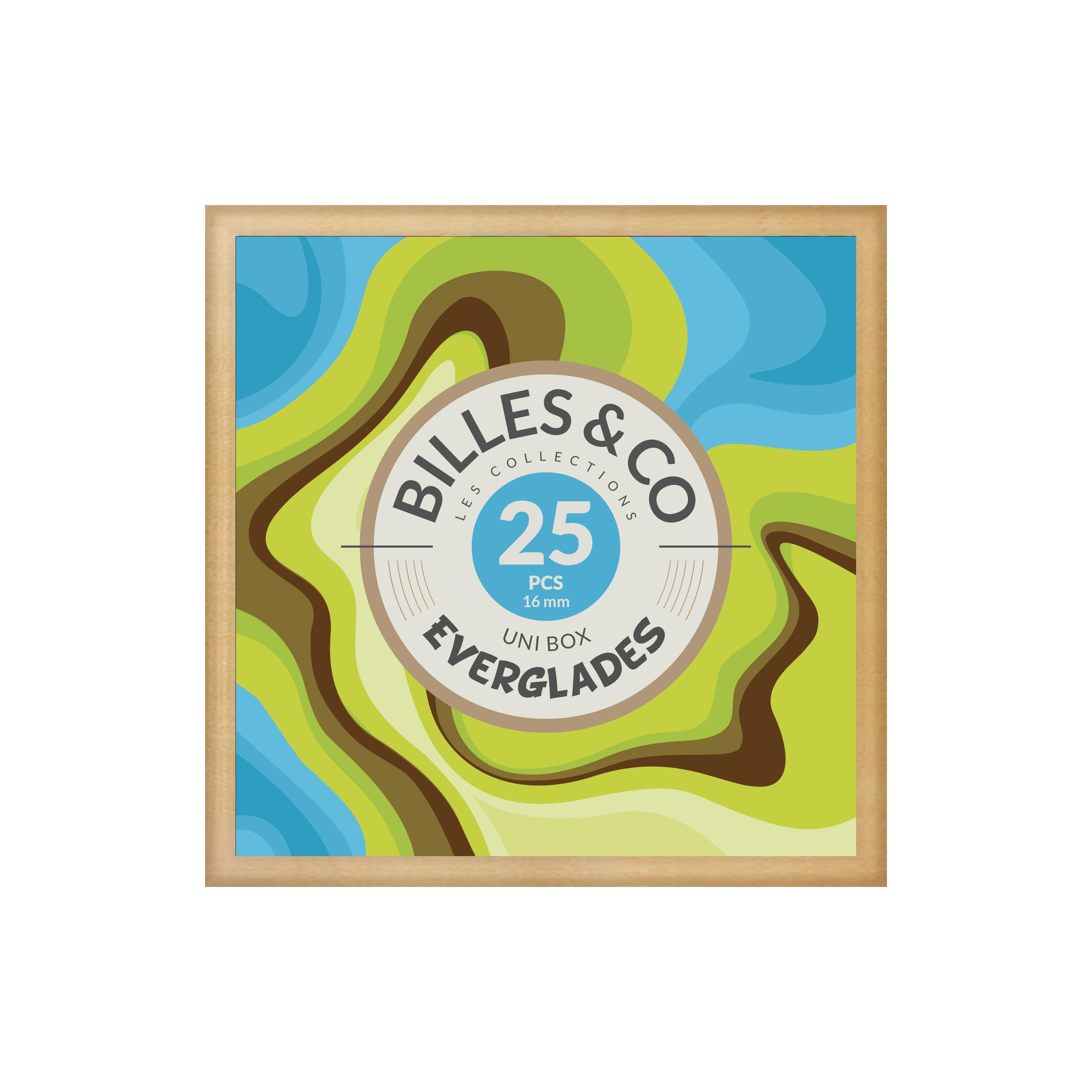 Boite De Billes Everglades Billes Co